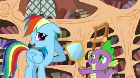 """""""It's About Time"""" My Little Pony Friendship is Magic Season 2 Episode 20"""