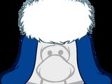 Blue Holiday Cap