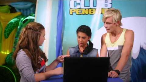 Club Penguin Teen Beach Movie Summer Jam Game On Commercial