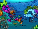 Coral Reef Background