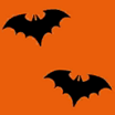 Fabric Black Bats icon