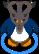 Máscara de Triceratops juego