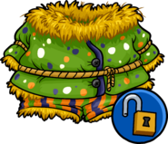 Silly Scarecrow Outfit unlockable icon