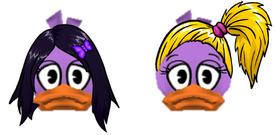 Toon Wig 2