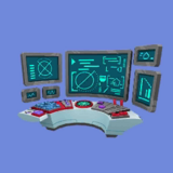 Distribuidor Espacial Icono