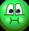 Emoji Classic Sickened