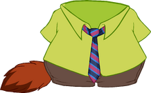 Nick Wilde Costume icon
