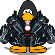 Nightclub Armor from a Player Card