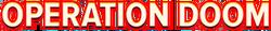 Operation Doom February 2016 logo