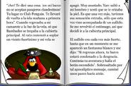 Rockhopper y el Polizón Libro página 3