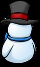 Top Hat Snowman sprite 004