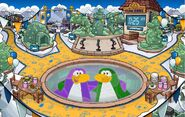 Adelanto Sigan Pinguineando Fiesta