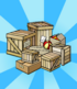 CRATES AND BOXES card image