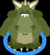 Dinosaurus Rex ingame