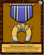 Mission 3 Medal full award