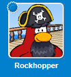 Rockhopper on Buddy List