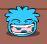 Bluey smile