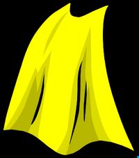 Capa Amarilla icono