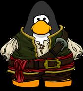 Crow nest vest