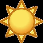 Emoticon Sol