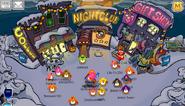 Halloween 2008 Town