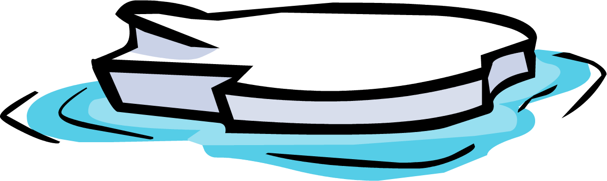 image iceberg seen from psa island monitoring camera png club rh clubpenguin wikia com penguin iceberg clipart titanic iceberg clipart
