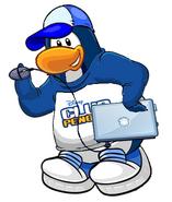 Mi pinguino 4