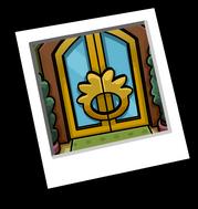 Puffle Hotel background clothing icon ID 9191