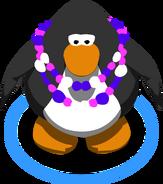 Purple Beaded Necklace IG