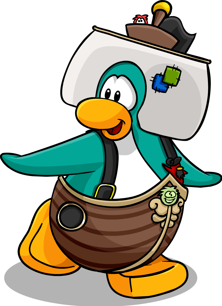 G Club Penguin Wiki Tate the Migrator | Cl...