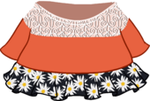 Autumn Floral Outfit