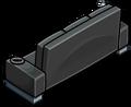 Black Designer Couch sprite 014