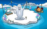 Festival of Snow 2015 Iceberg
