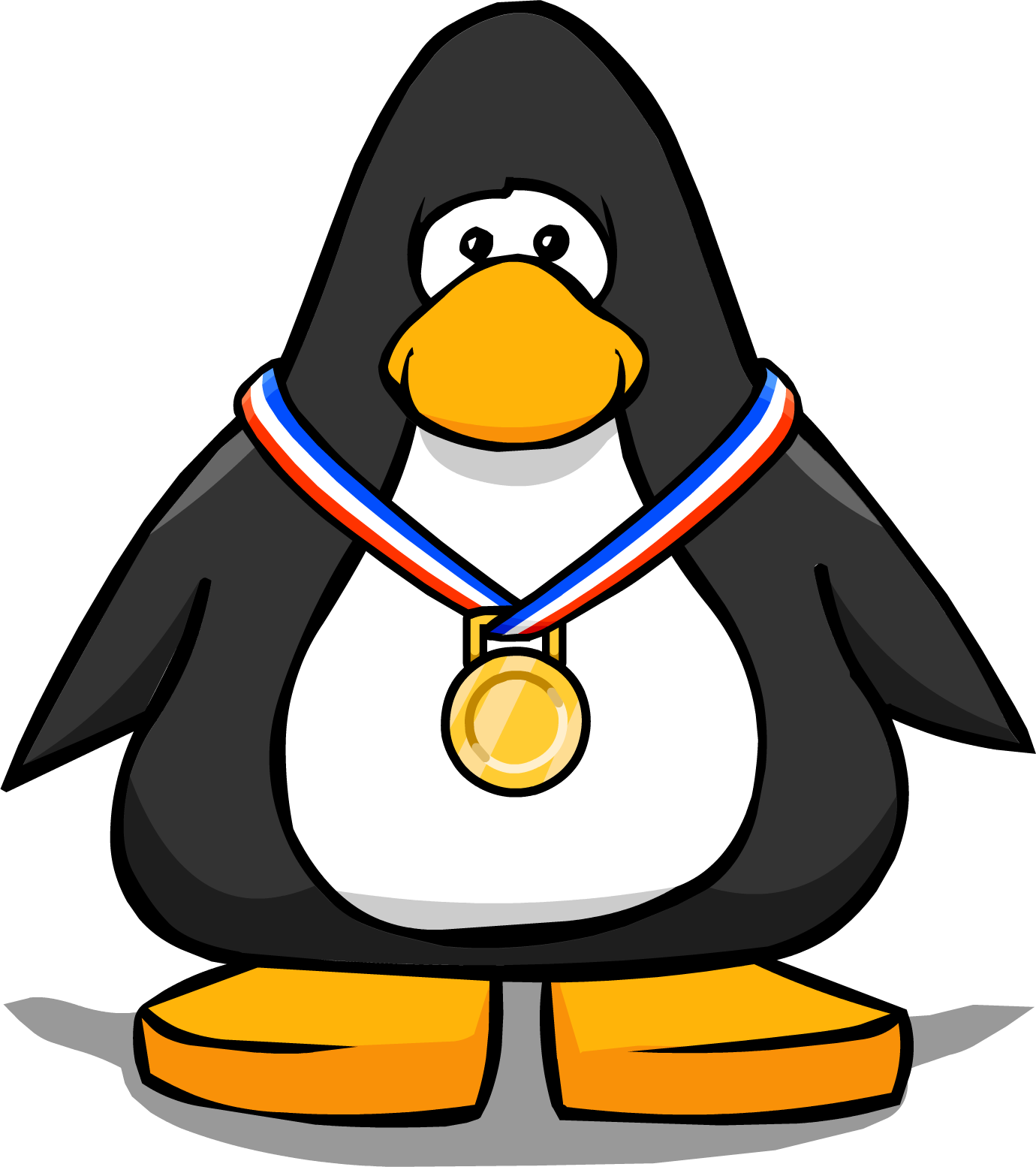 image gold medal from a player cad png club penguin wiki