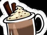 Hot Chocolate Pin