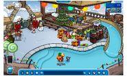 Iglú de Polar Play (durante la Fiesta de Navidad 2014)
