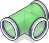 T-joint Puffle Tube sprite 001
