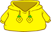 Yellow O'berry Hoodie icon