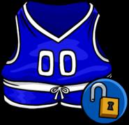 BlueBasketballJerseyItemUnlockableIcon