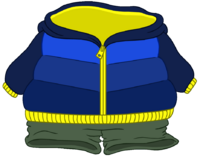 Blue Fade Hoodie icon