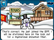 Dot mentions Rookie joined EPF