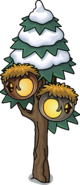 Casas de Árbol Silvestre Pufflística 0