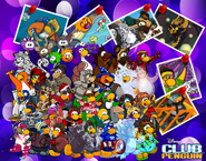 Club Penguin 2012 Year End Version