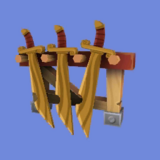 Espada de Madera Icono