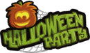 Halloween Party 2012 Logo