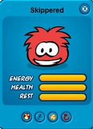 Skippered the red puffle2