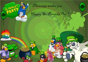 St Patricks Day 2013 Gift