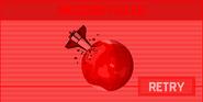 Beta Team Solar System Mission Failed Message