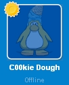 C00kie Dough desconectado en la Lista de Amigos