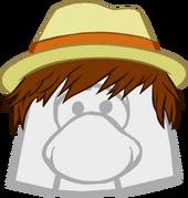 Straw Fedora icon